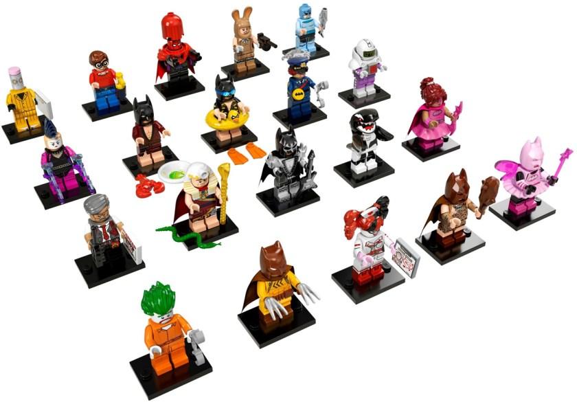 LEGO DC Collectible Minifigures