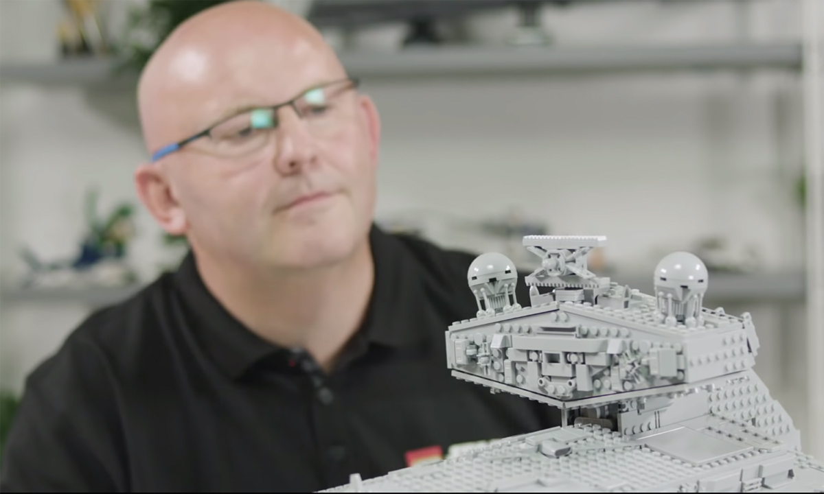 Imperial Star Destroyer (75252) Designer Video