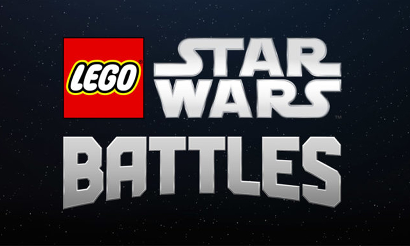 LEGO Star Wars Battles Mobile Game Launching in 2020