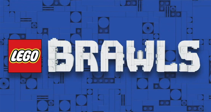 New LEGO Brawls Mobile Game Coming on Apple Arcade