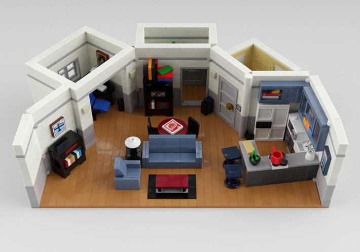 LEGO Ideas Seinfeld 30th Anniversary