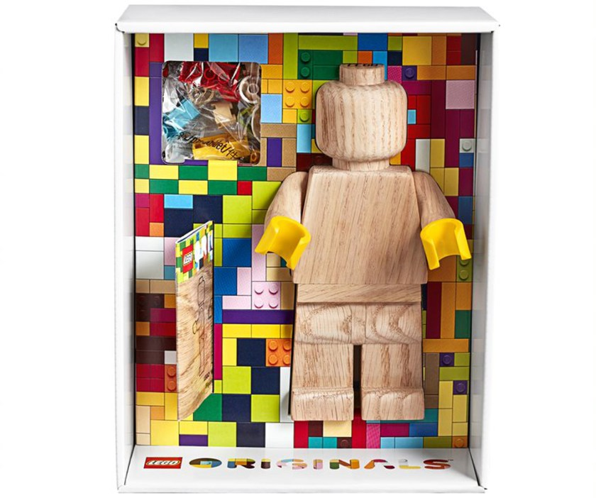 Wooden Minifigure (853967)