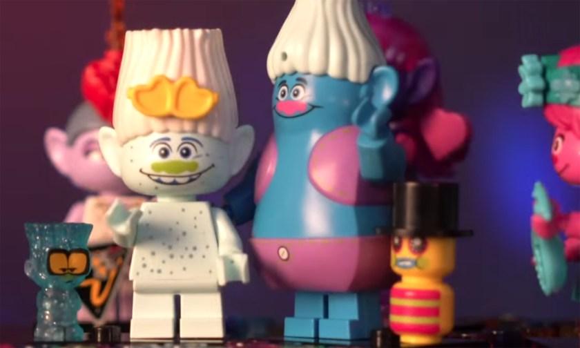 LEGO Trolls Minifigures