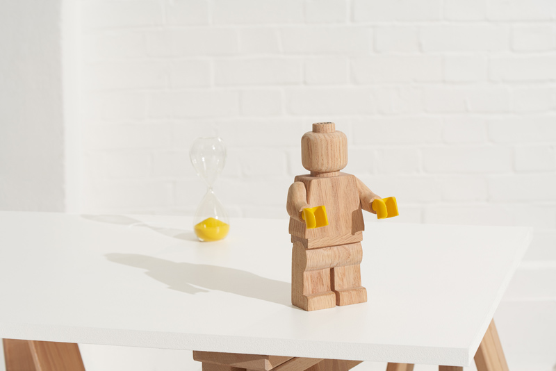 LEGO Originals Wooden Minifigure (853967) Officially Revealed