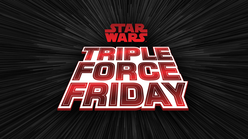 Triple Force Friday Is Now Live at LEGO Shop@Home