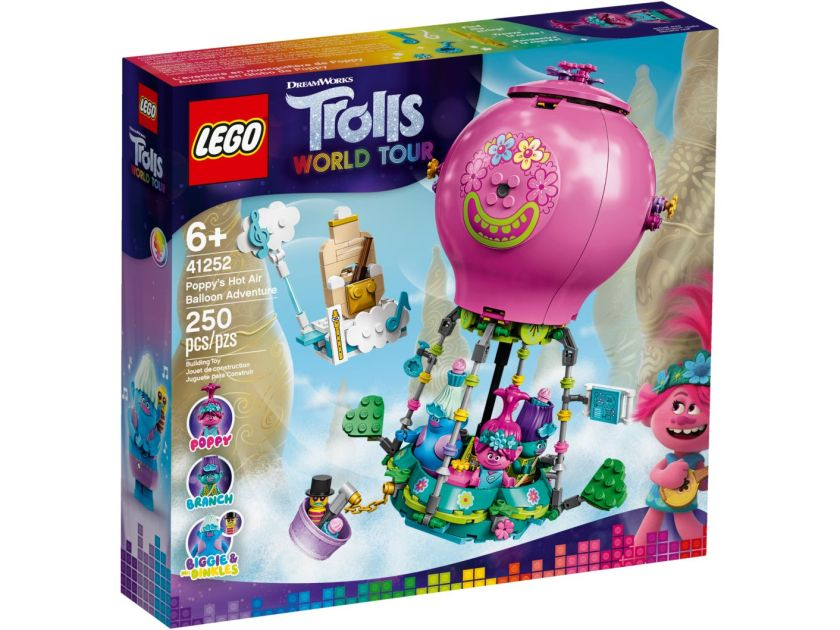 LEGO Trolls World Tour