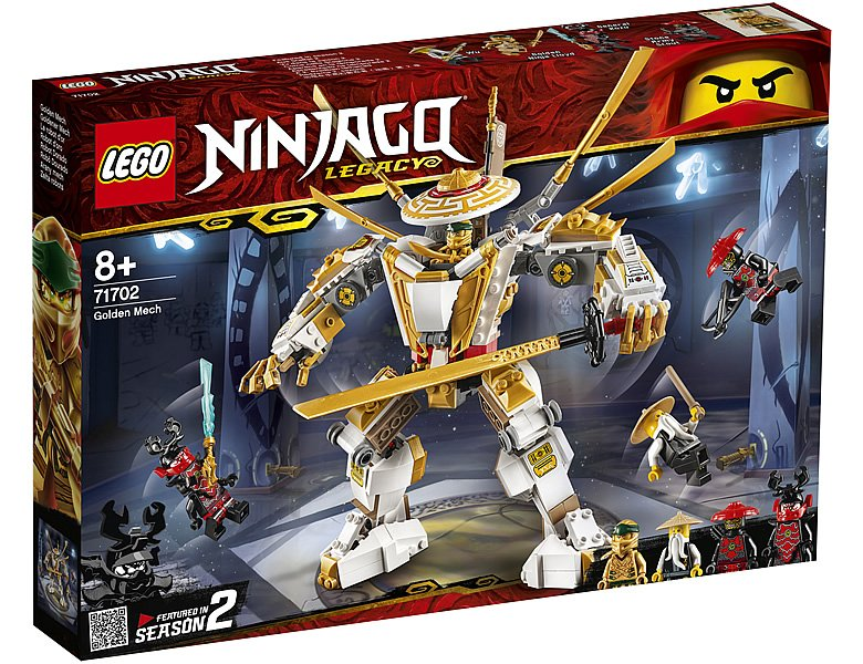 LEGO Ninjago 2020
