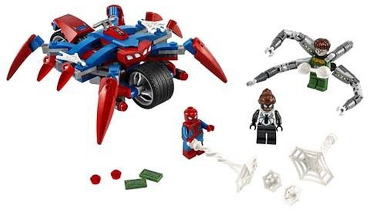 LEGO Marvel Avengers and Spider-Man 2020