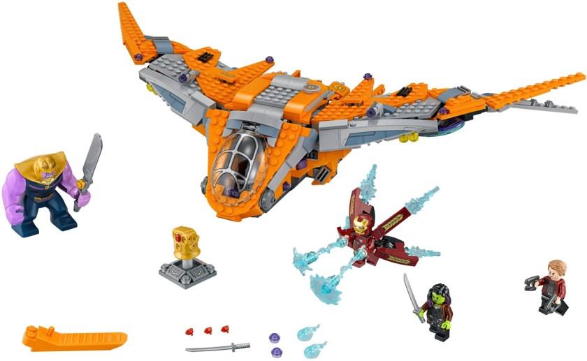 Retiring LEGO Sets