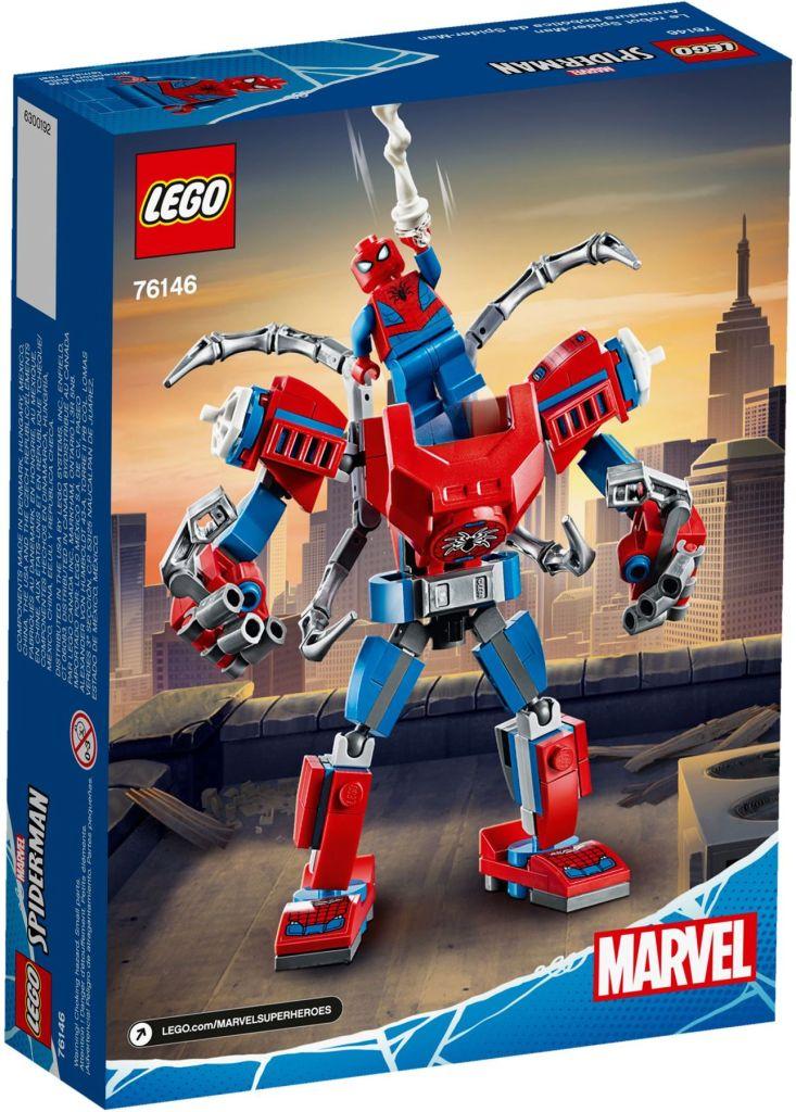 LEGO Marvel Avengers and Spider-Man