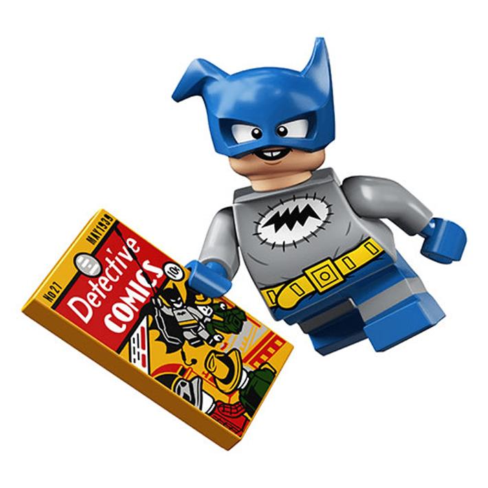 2019 The Flash Minifig LEGO Superheroes
