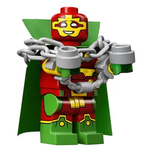 DC Super Heroes Collectible Minifigures