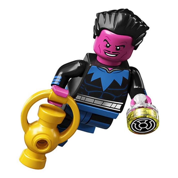 LEGO 71026 DC Super Heroes Figur Minifigur Serie CMF Batman Joker Sinestro