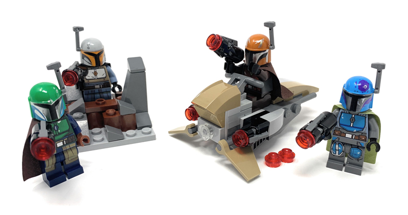 The LEGO Star Wars Mandalorian Battle Pack (75267) Is the Perfect Way to Conclude An Action-Packed Season