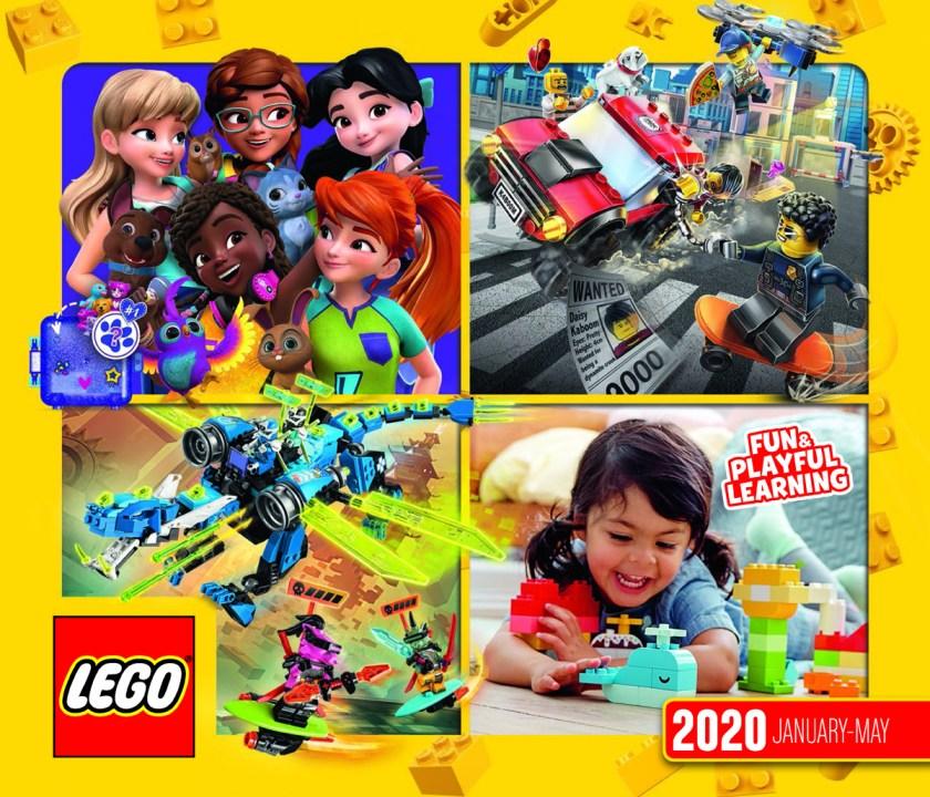 2020 LEGO Catalog