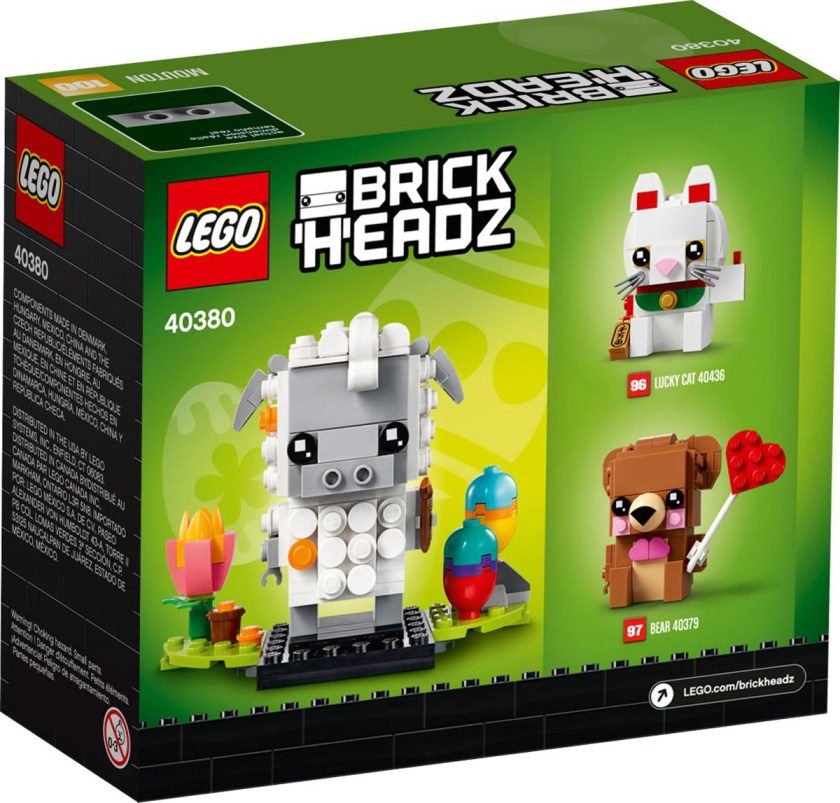 LEGO BrickHeadz Easter Sheep