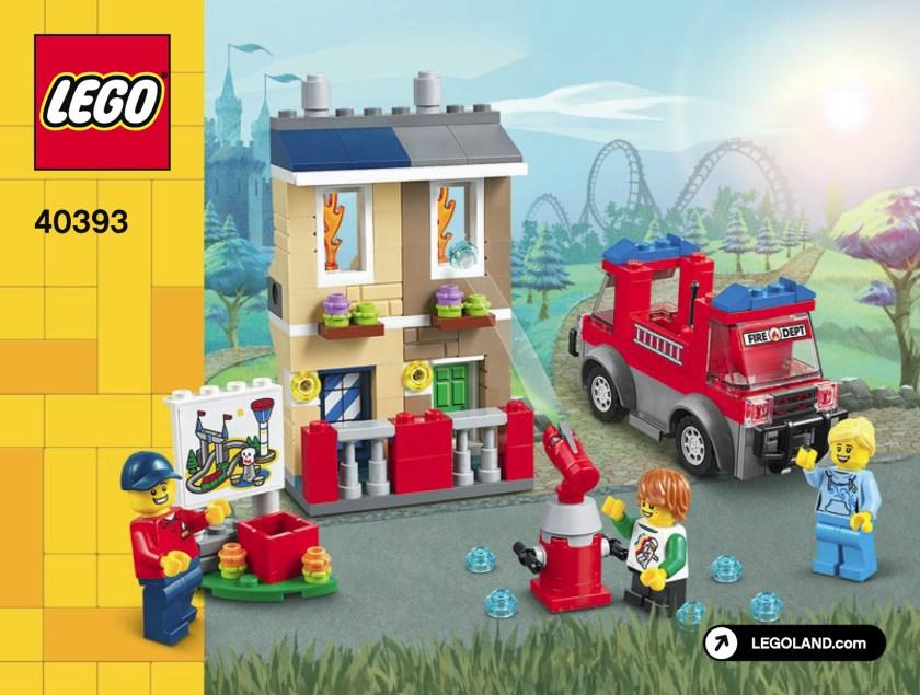 LEGOLAND Fire Academy (40393)