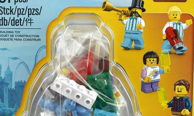 LEGO Fairground Minifigures Pack (40373) Revealed