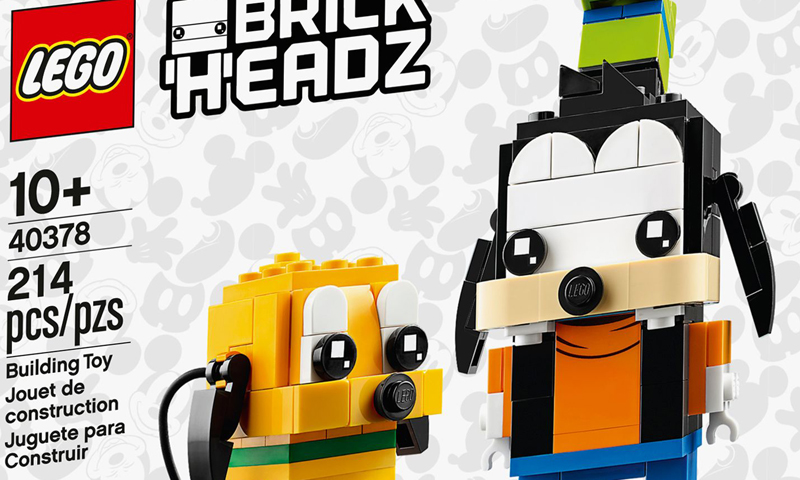 LEGO BrickHeadz Licensed Themes