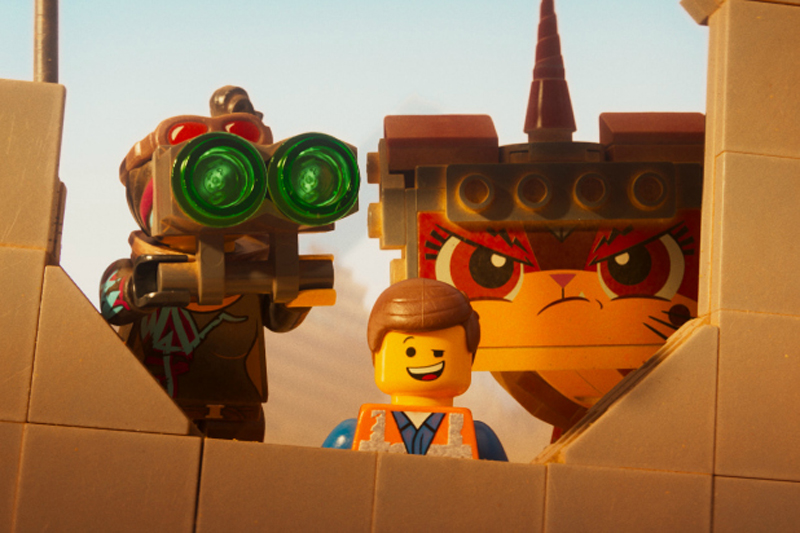 LEGO Now in Talks With Universal Pictures For Its Next Brickfilm
