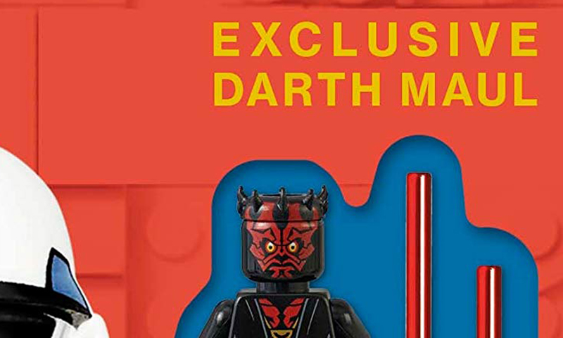 A New and Exclusive LEGO Star Wars Darth Maul Minifigure Arriving in 2020