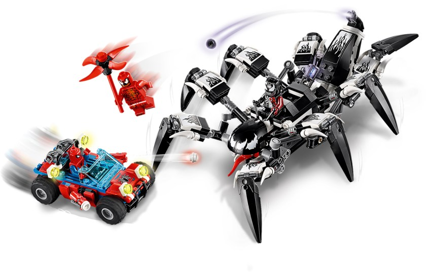 Spider-Man Venom Crawler (76163)