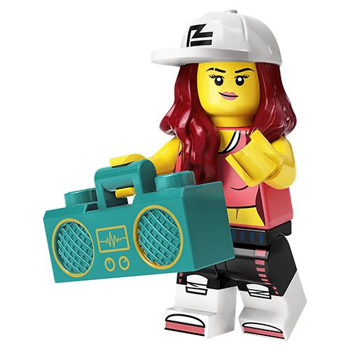 SEALED LEGO 71027 Minifigure Series 20 Drone Pilot Boy w// Remote Control CMF