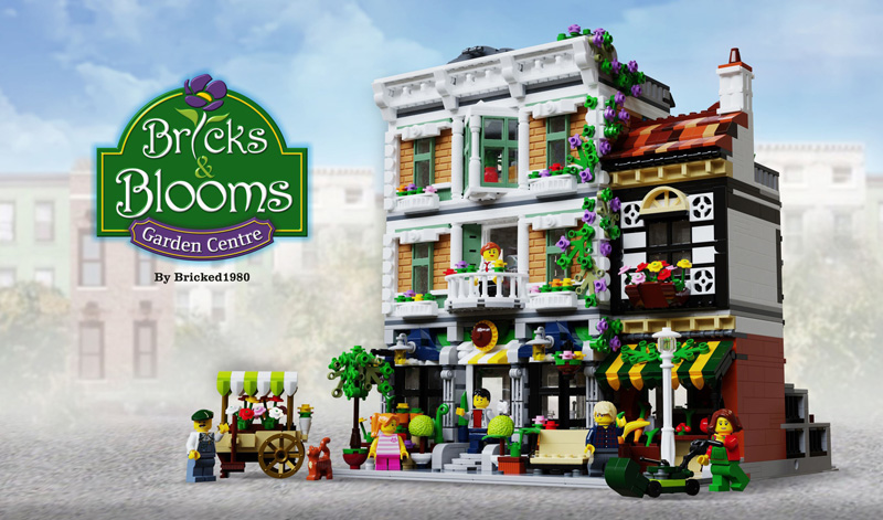 Bricks & Blooms Qualifies for the First 2020 LEGO Ideas Review Stage