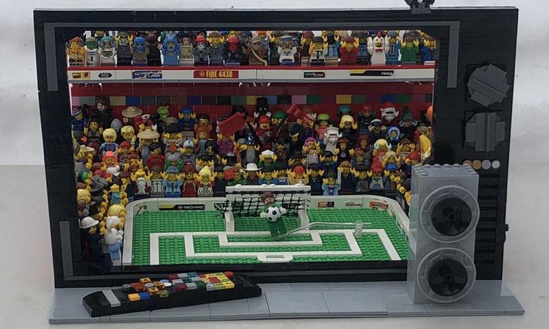 LEGO Ideas Build United!