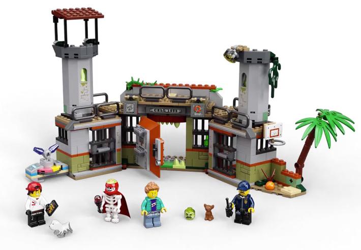 LEGO Hidden Side Summer 2020