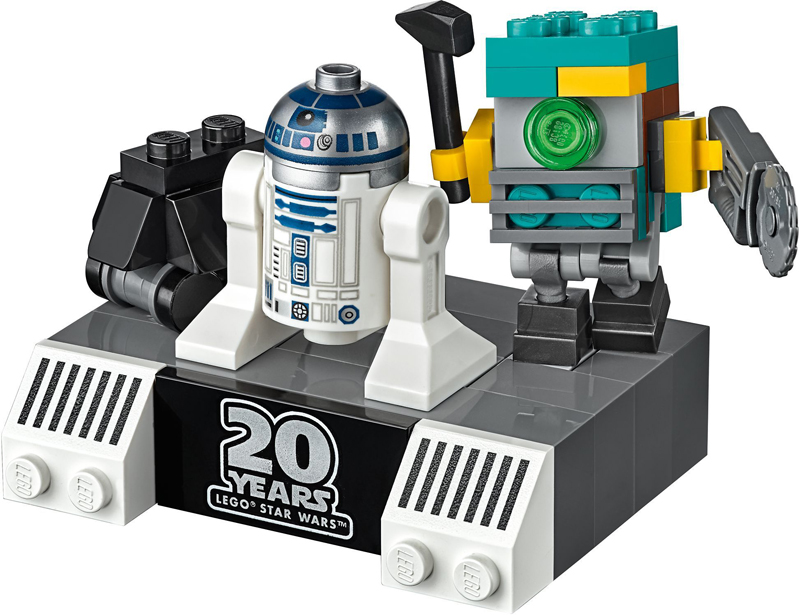 LEGO Star Wars Mini Droid Commander