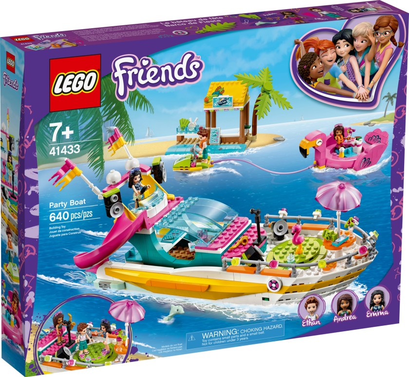LEGO Friends Summer 2020