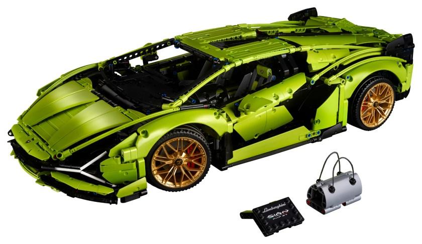LEGO Technic Lamborghini