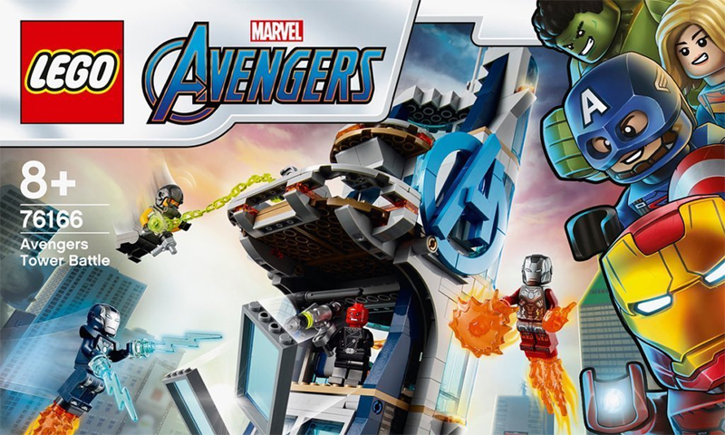 LEGO Marvel Super Heroes Summer 2020 Lineup Officially Announced