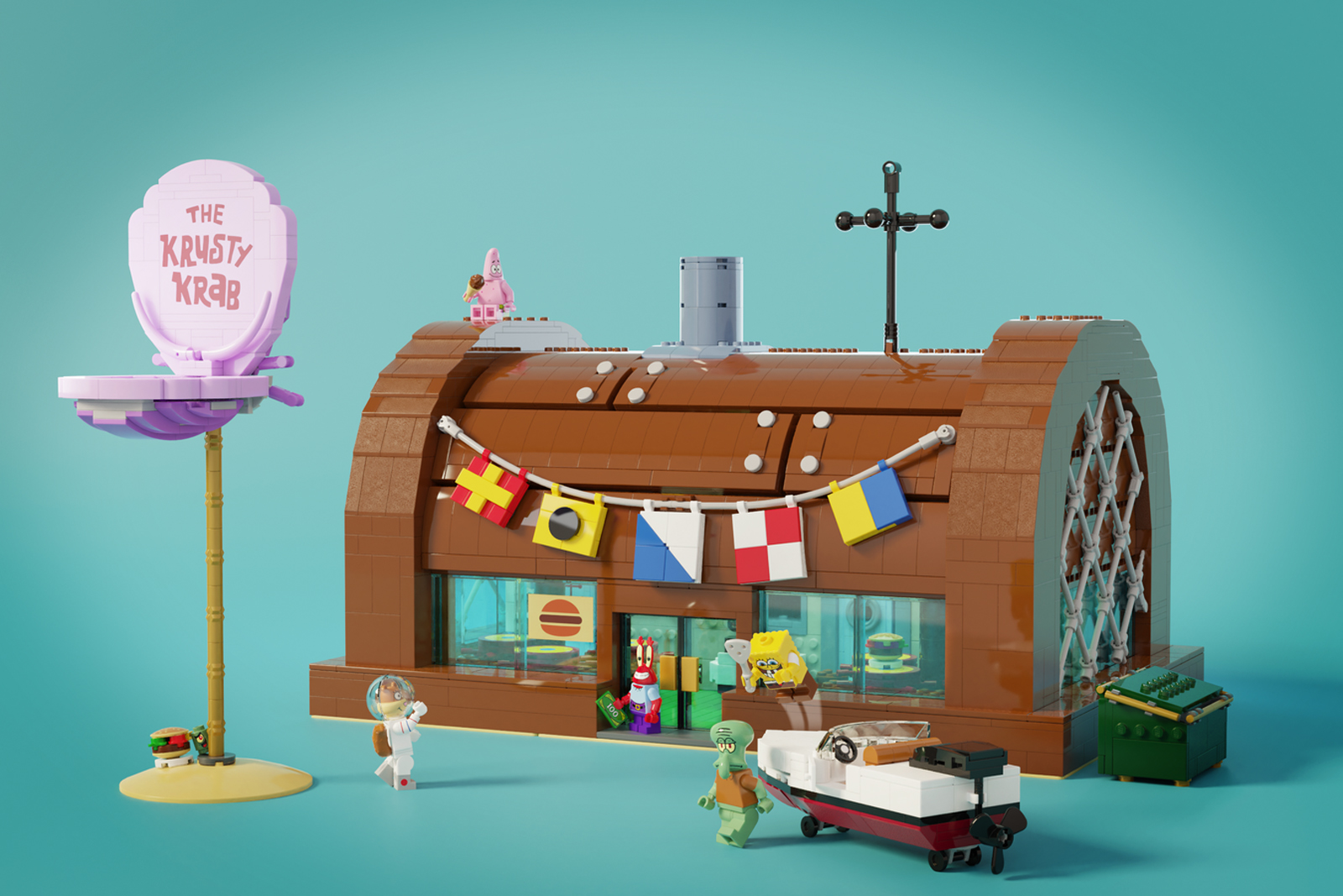 26 Projects Qualify For The First 2020 Lego Ideas Review Stage