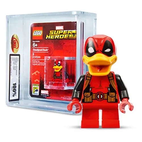 LEGO Deadpool Duck