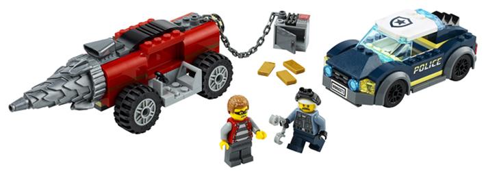 LEGO City Elite