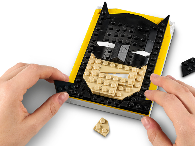 LEGO Brick Sketches Sets Now Listed at LEGO Shop@Home