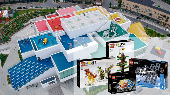 LEGO House Building Contest