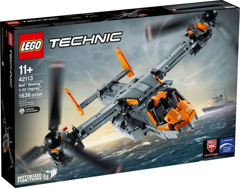 LEGO Technic Bell-Boeing V-22 Osprey