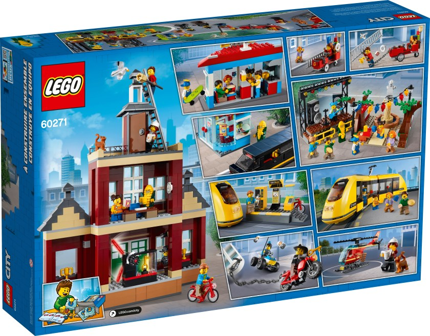 LEGO City Main Square (60271)