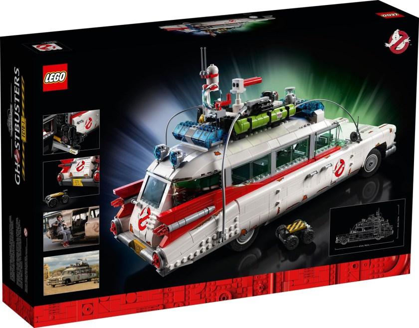 LEGO Creator Expert Ghostbusters ECTO-1