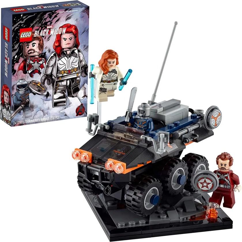 Black Widow Taskmaster's Ambush (77905)