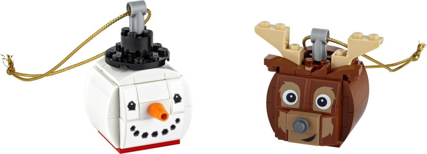 LEGO 2020 Holiday Sets