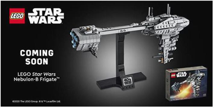 LEGO Star Wars Nebulon-B