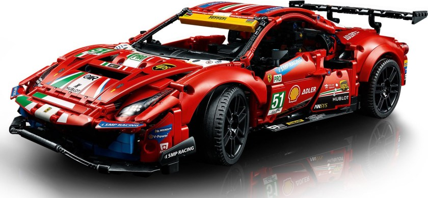 LEGO Technic Ferrari