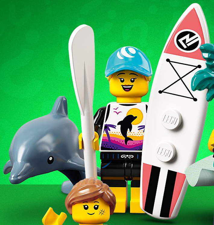 LEGO Collectible Minifigures Series 21