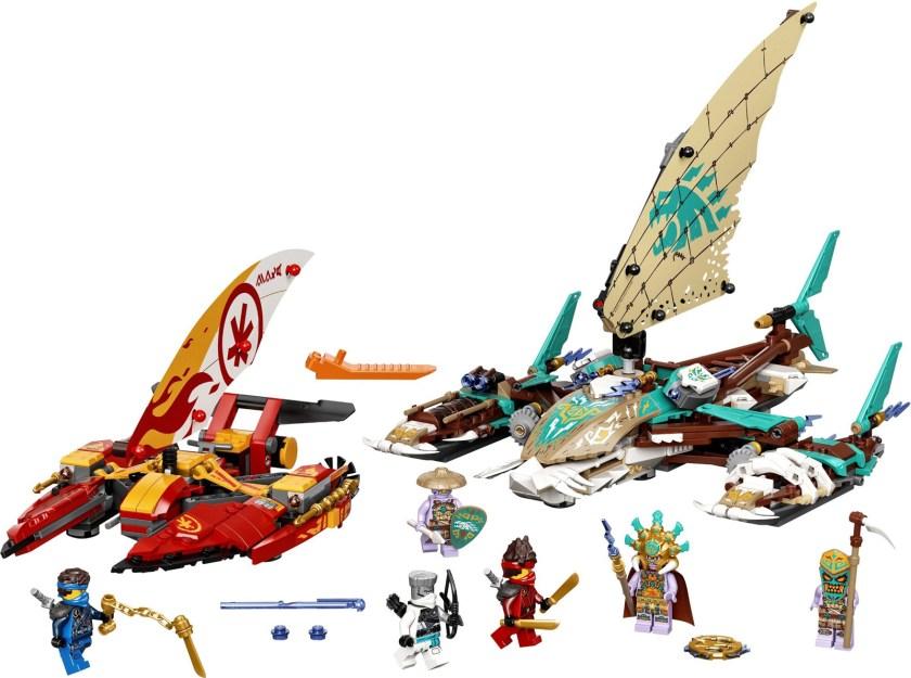 LEGO Ninjago The Island