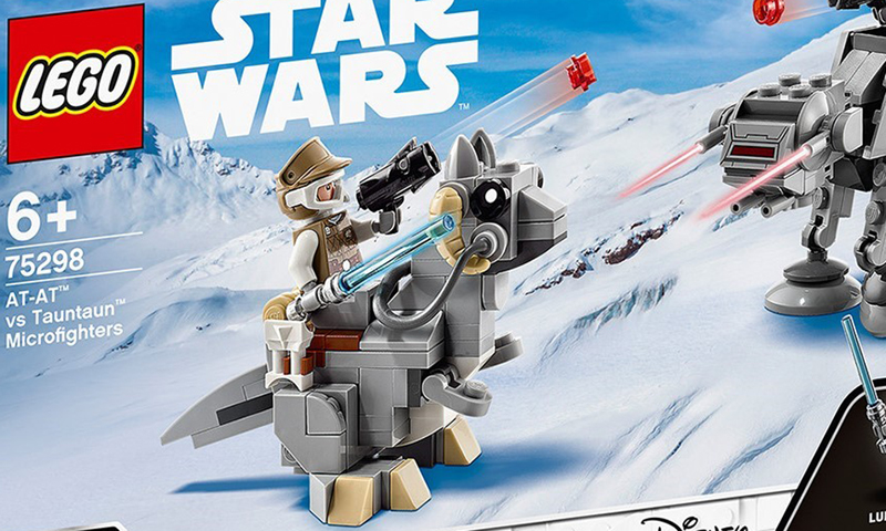 ICYMI: Here Are Some of the LEGO Star Wars 2021 Sets Slated for March
