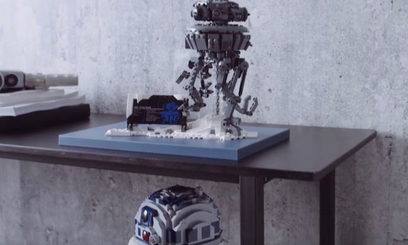 Is LEGO Giving Us a Glimpse of a New LEGO Star Wars UCS R2-D2 Set?